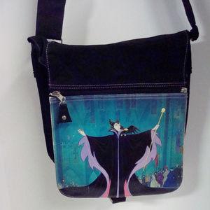 Disney Maleficent Reversible Crossbody Bag